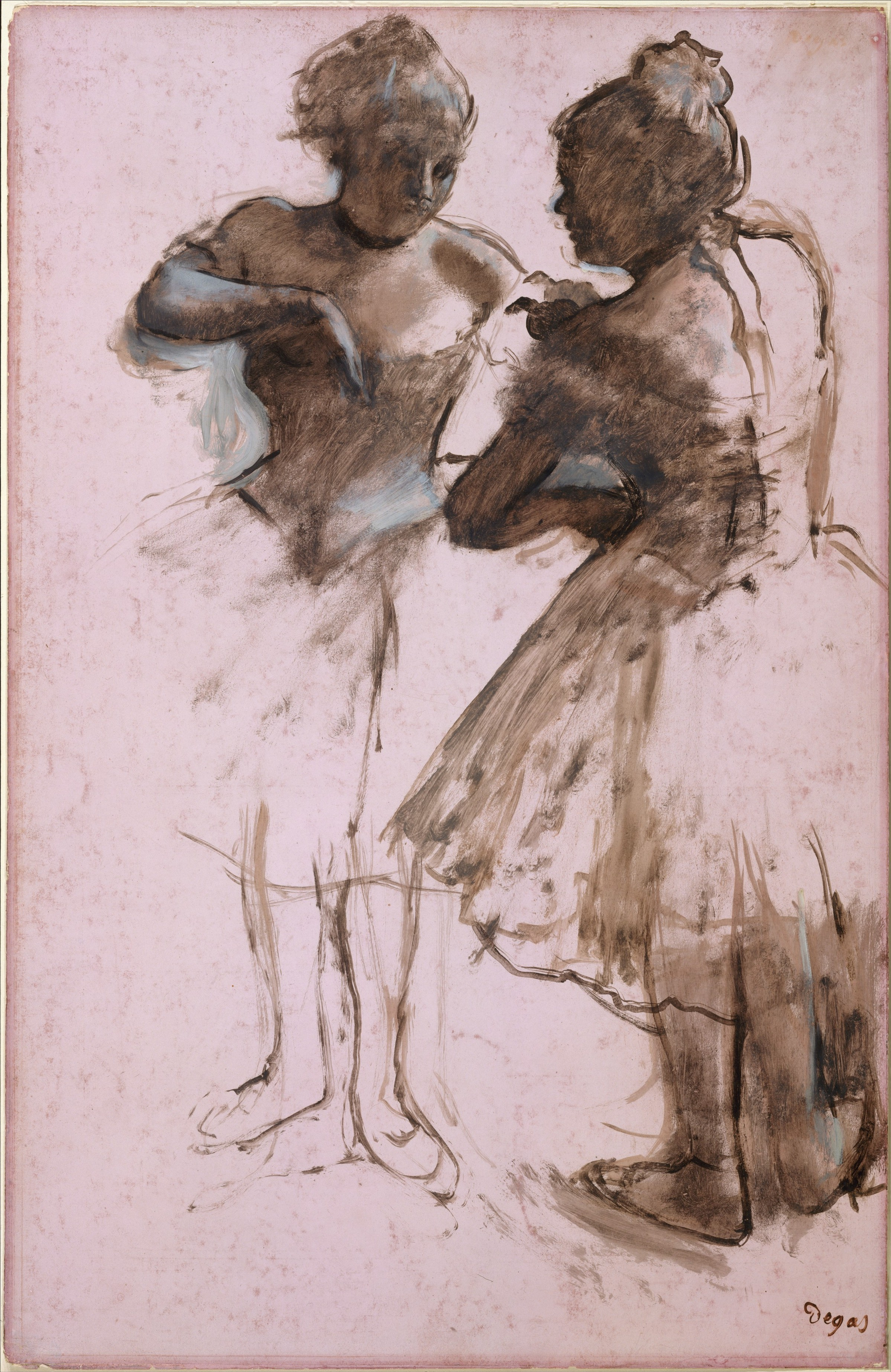 Two Dancers 1873