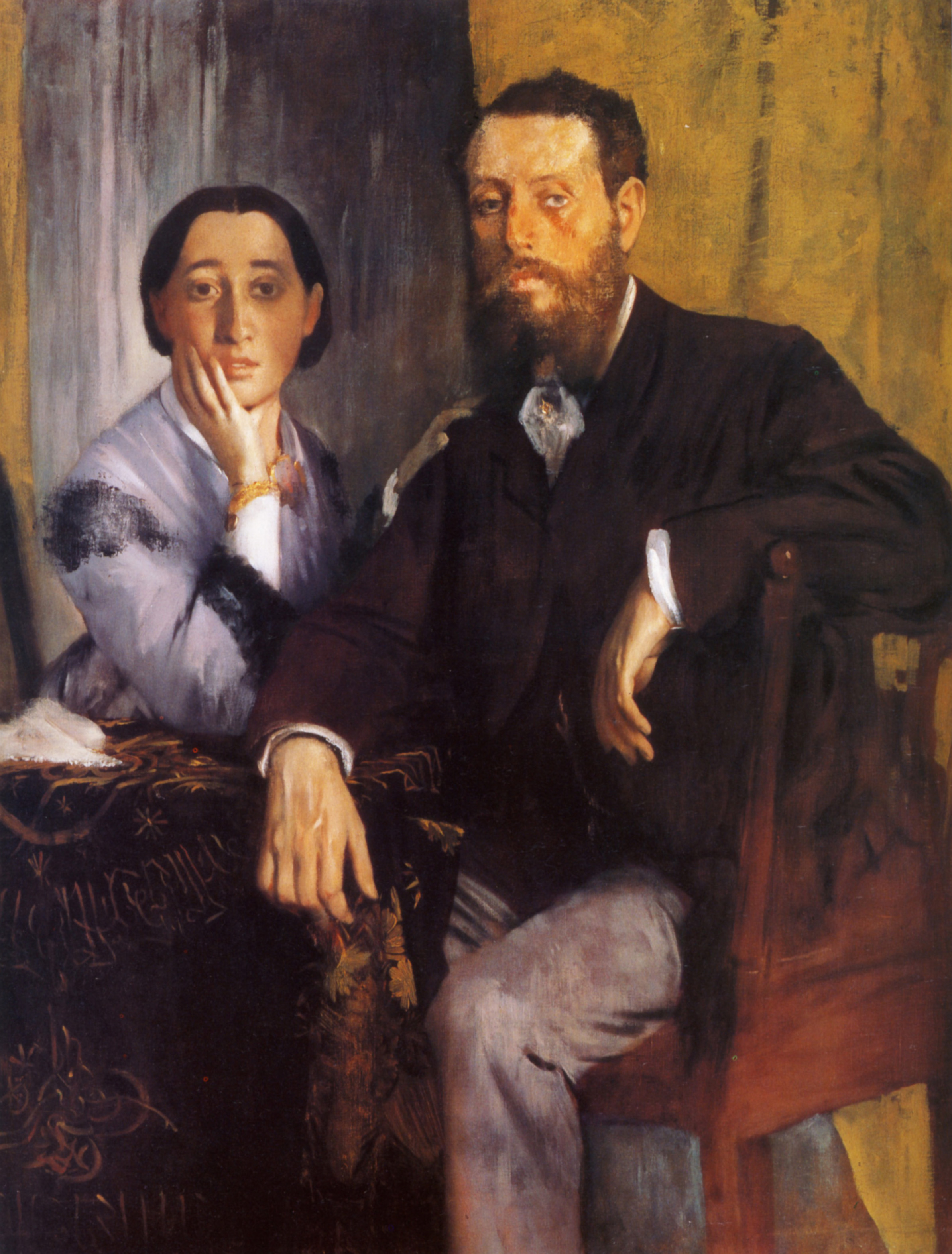 a biography of edgar degas a french artist Edgar degas - biography the french painter and sculptor edgar degas was born hilaire germain edgar by his teaching and enthusiasm for the french artist.
